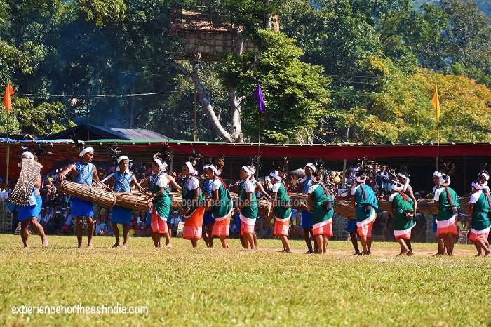 famous festivals of Northeast India