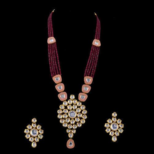 Jaipur famous kundan jwelery