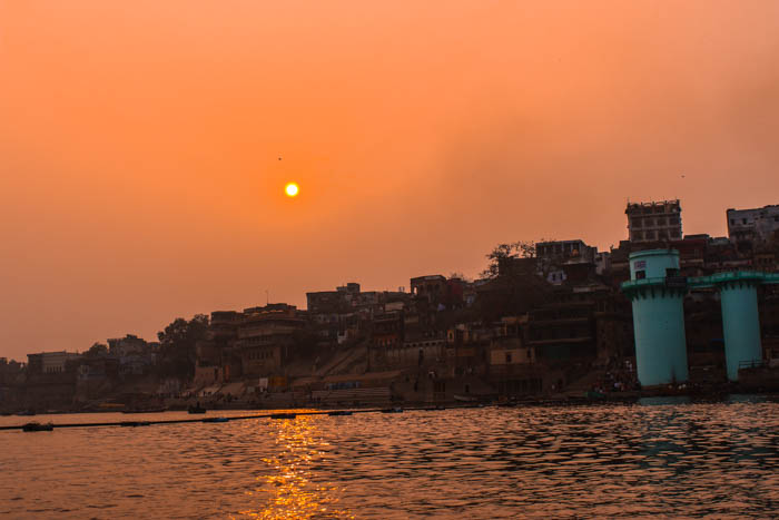 Varanasi sunset boat tour