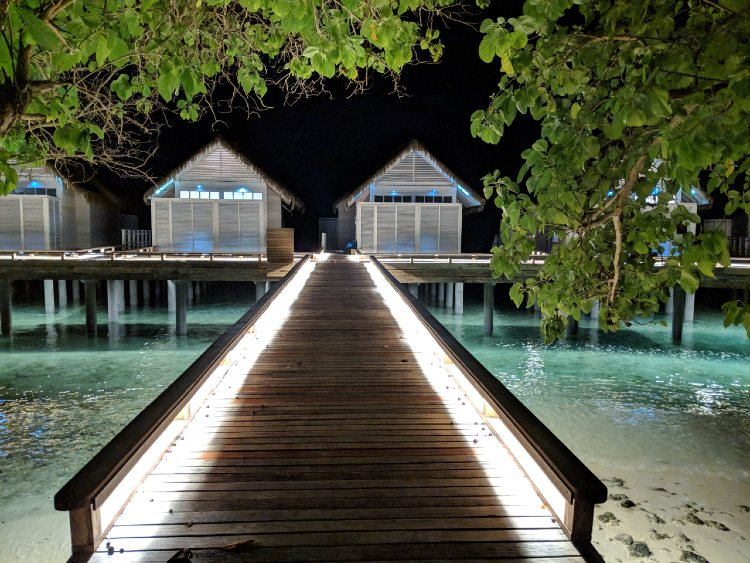 Luxury resorts in Maldives
