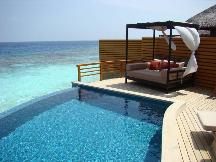best island to stay in maldives honeymoon