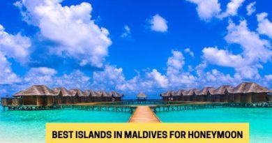 Best Islands in Maldives for honeymoon guide