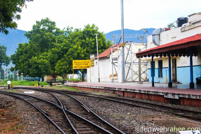 Ooty Nilgiri Train from Mettupalayam