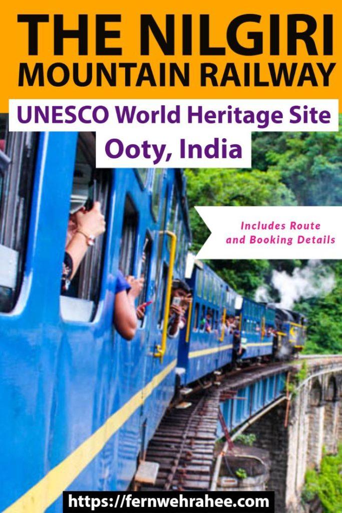 Ooty Mountain Railway Toy Train Guide #Ootytravel #Ootyhillstation #ootytrain