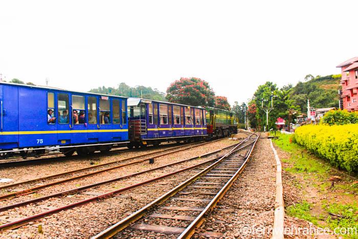 Ooty Mountain Train