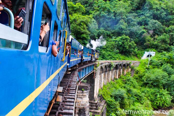 Nilgiri Toy Train ooty
