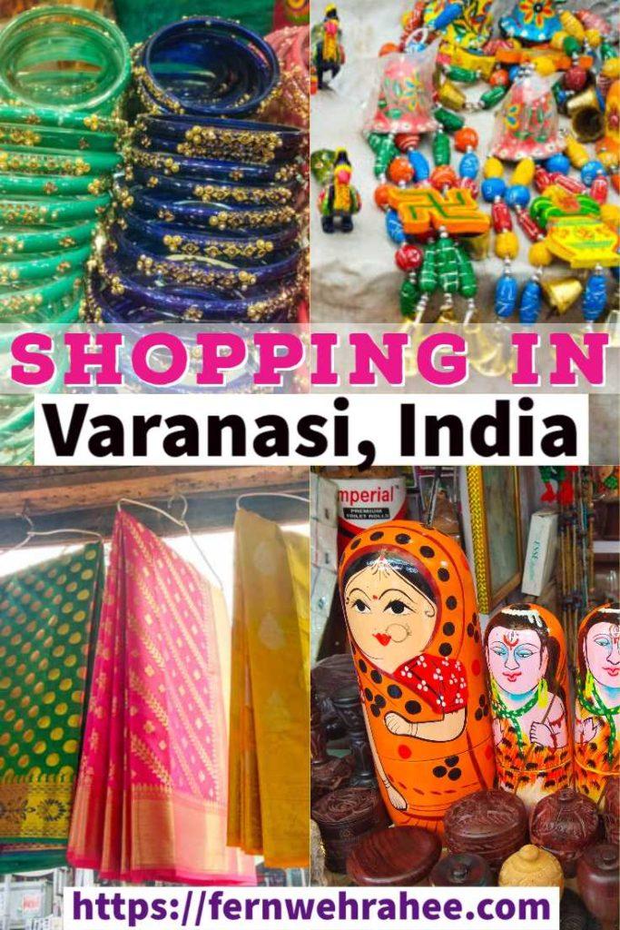 Shopping Guide to Varanasi