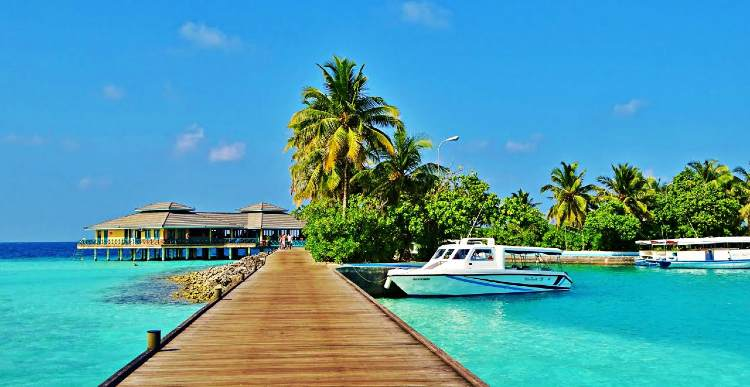 best resort in maldives