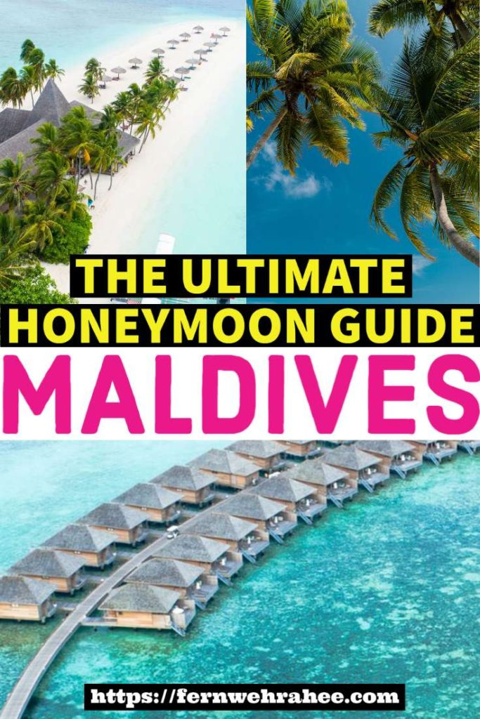 Maldives Honeymoon guide