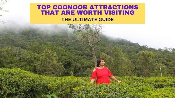Top attractions in Coonoor