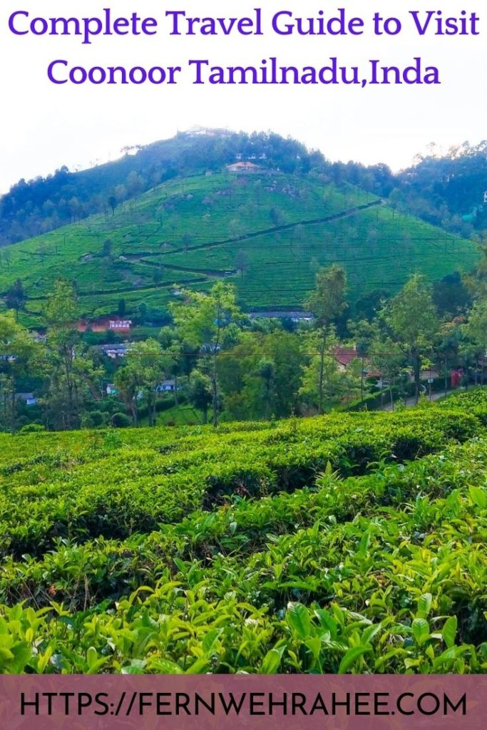 Complete Travel Guide to Visit Coonoor