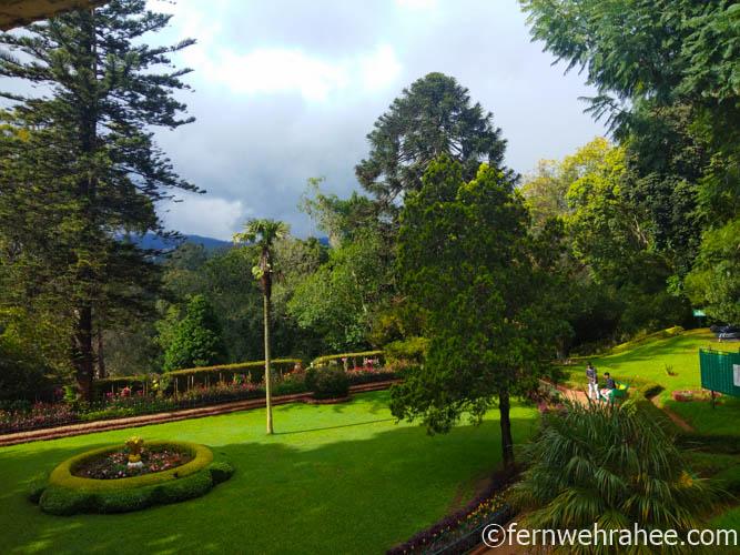 Coonoor tourist places