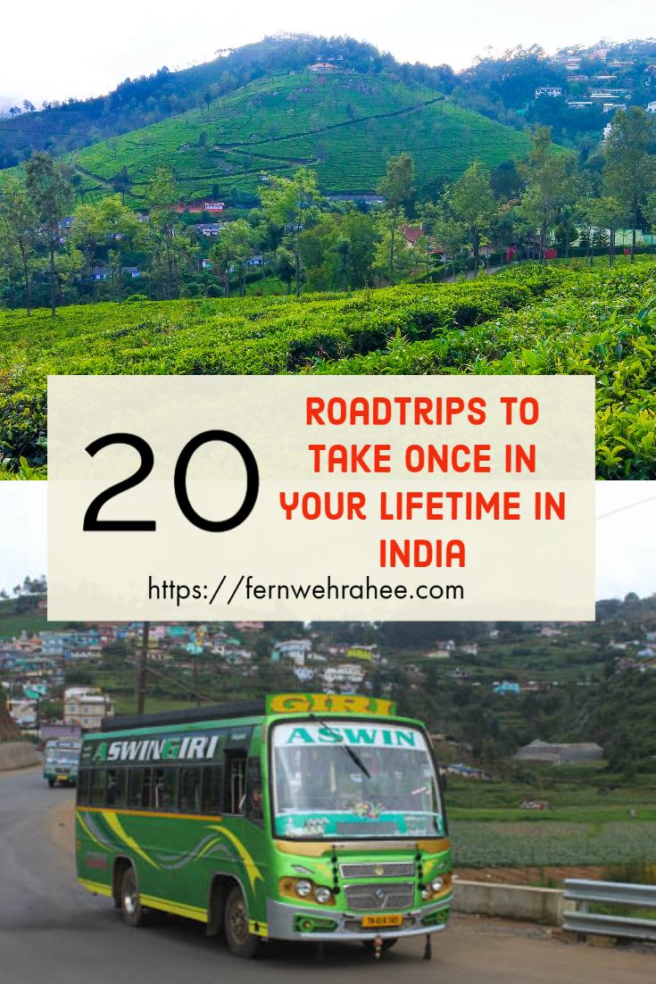 Best Roadtrips to take in India by Car