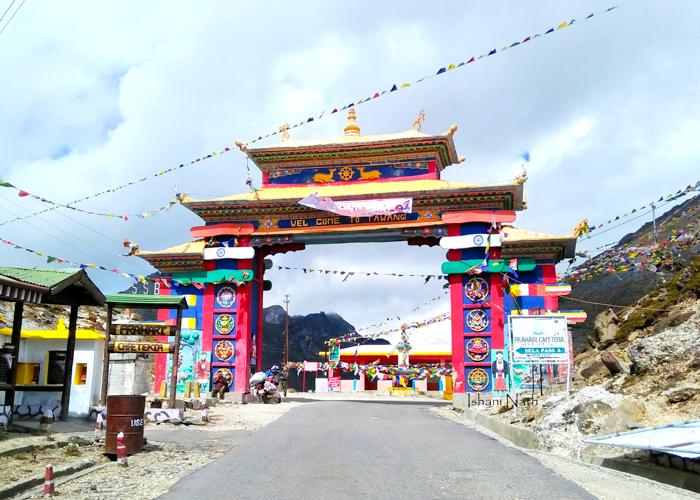 Guwahati to Tawang Roadtrip