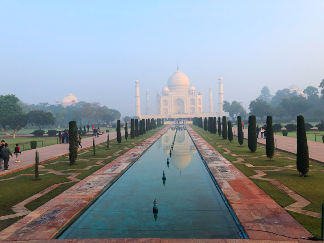 Delhi to Agra Roadtrip
