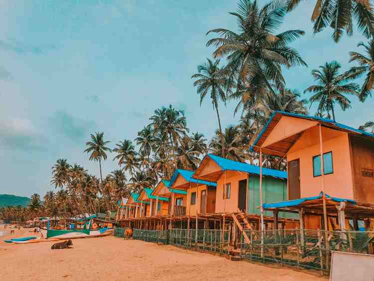 Where to stay in Goa North or south