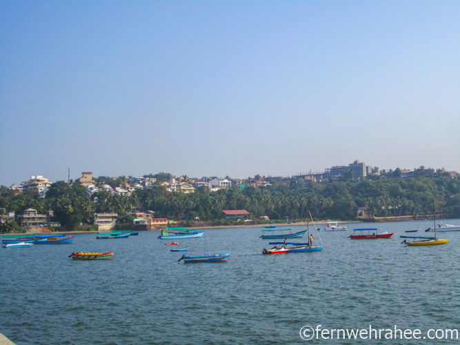 Goa travel for first timers