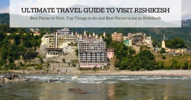 Best Things to do & see in Rishikesh