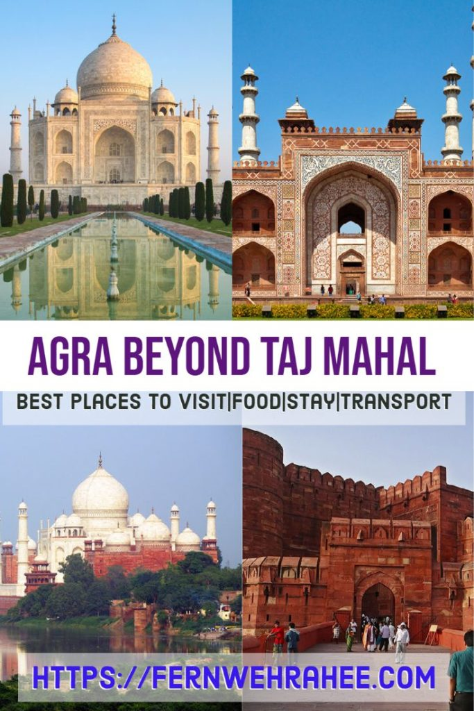 One Day Trip from Delhi to Agra