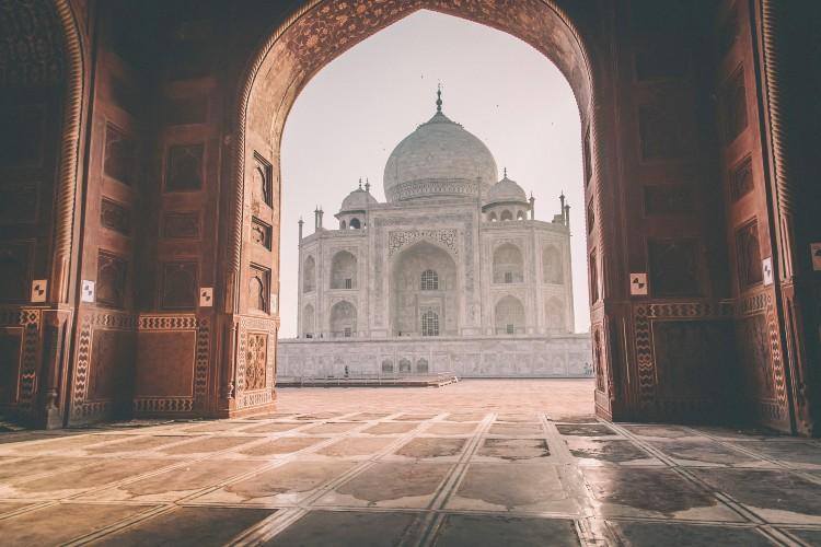 Taj Mahal view points