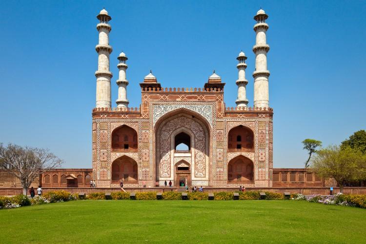 Sikandra Agra Day trip