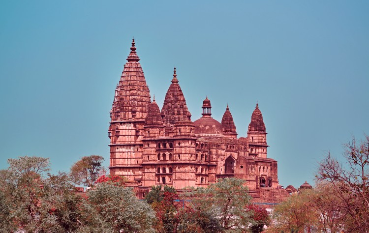 Temples to visit in Orchha Madhyapradesh