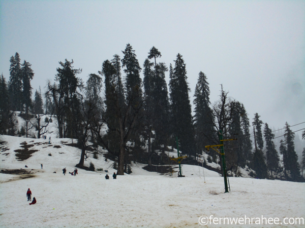 things to do in manali in winter